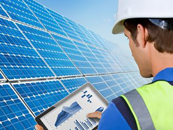 Production and operation management of photovoltaic power plants
